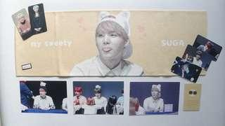⚡ FREE SHIPPING (WTS) Sweet as Suga by Chemistry_SUGA Fansite Merch BTS SUGA