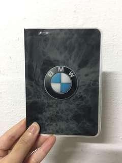 BMW Passport Cover