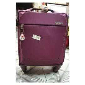 雨之舖● Samsonite新秀麗V79 羽量輕量行李箱(登機箱)旅行箱B-LITE 四輪20吋(紫)