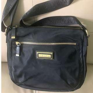 Calvin Klein Nylon Dressy Messenger Bag