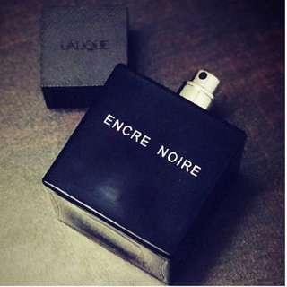 [DECANT]Lalique Encre Noire