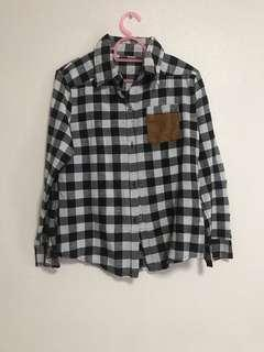 🚚 Checkered Top Shirt