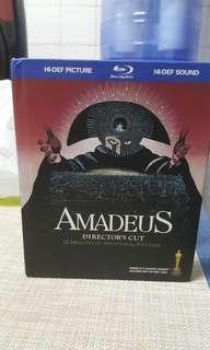 🚚 Amadeus Blu Ray