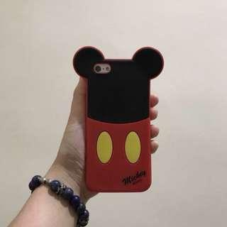Case iPhone 5/5s Mickey Mouse