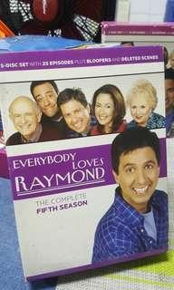 🚚 EVerybody Loves Raymond Complete 5th Season DVD Box Set
