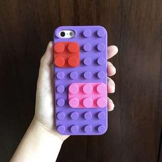 Case iPhone 5/5s LEGO