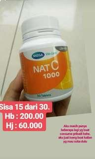Nat C 1000 Mega we care original