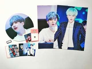 ⚡ FREE SHIPPING (WTS) Wherever You Go by Fistbump Fansite Merch BTS SUGA