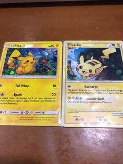 Pikachu english promos