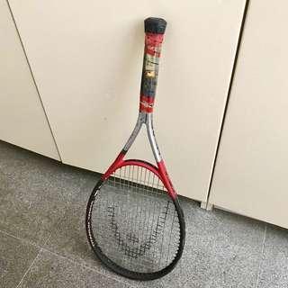 Authentic Junior Head Tennis Racket (Titanium Junior)