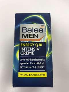 Balea 男士輔酶Q10活力醒膚抗皺保濕修