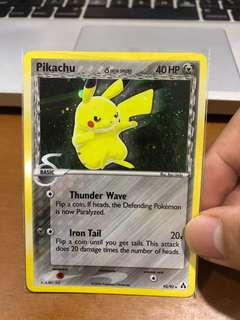 Pikachu delta species secret rare 93/92