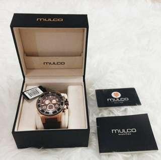 TERMURAH jual BU original 1000% jam tangan MULUS bening  -man watches mulco (BRAND AMERICAN)