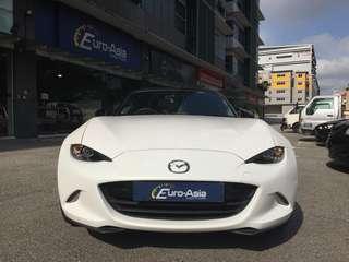 Mazda MX-5 2.0 Auto