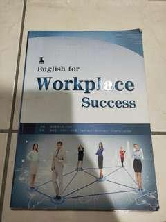 🚚 English for Workplace success
