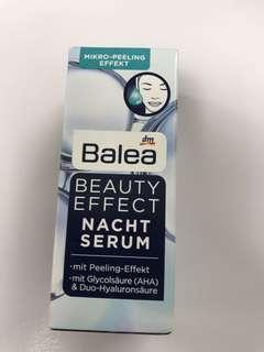 Balea 玻尿酸夜間補水保濕精華乳