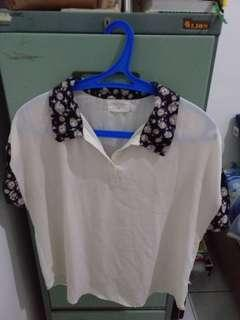 Gaudi Collar blouse