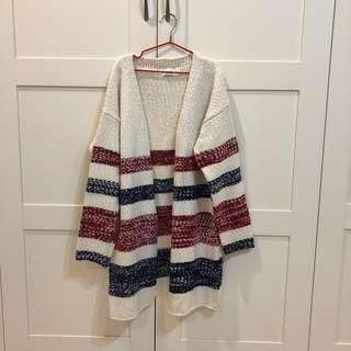 🚚 Queen Shop民族風針織外套