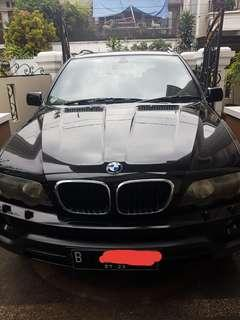 BMW X5 3.0i 2003 Automatic Good Condition