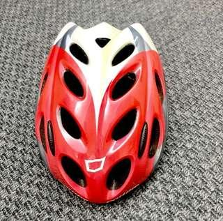 Authentic Catlike Bicycle Helmet (Small, Red)