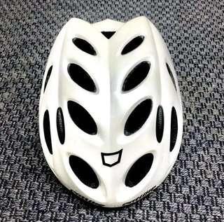 Authentic Catlike Bicycle Helmet (Large, White)