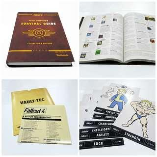 [Limited Edition] Fallout 4 Vault Dweller's Survival Guide Collector's Edition: Prima Official Game Guide