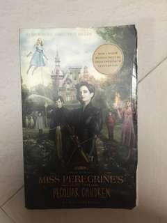 Miss Peregrine's home for Perculiar Children