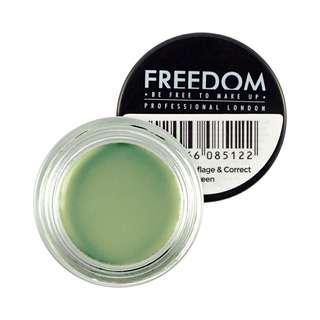 MAKEUP REVOLUTION FREEDOM Pro Camouflage & Correct - Green