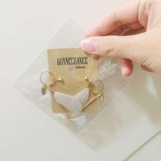 全新泰國 BonneChance 耳環 EarRing
