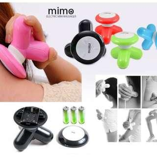 XY3199 MIMO ELECTRIC MASSAGER Stress relief Health Vibrator Reflex Relax Massage Beauty #MMAR18