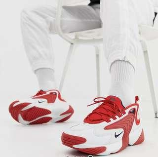 (Pre Order) Nike Zoom 2K trainers in Red