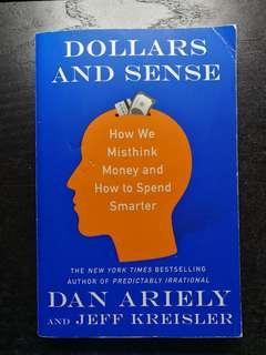 🚚 Book: Dollars and Sense, Dan Ariely and Jeff Kriesler