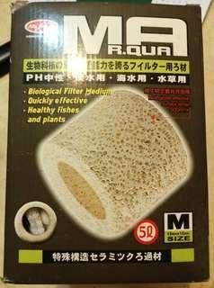 🚚 魚缸過濾生化石(轉賣)