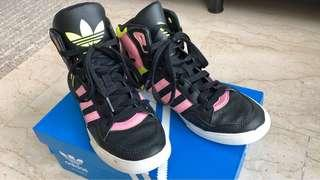 Adidas high-cut sneakers