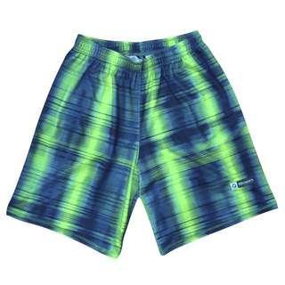 🚚 Boon Pulse of Green Frisbee Shorts