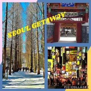Seoul Korea Package
