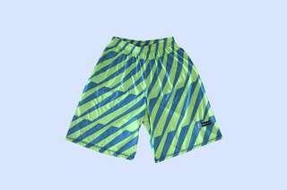 🚚 Boon Circus Stripes Frisbee Shorts