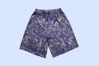 🚚 Boon Purple Streak Frisbee Shorts