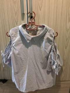 Copy zara blouse