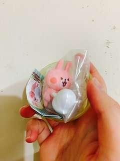 [可換/買] 日本 Kanahei's Animal 卡娜赫拉 小動物 粉紅兔兔 杯緣子 Putitto 全新