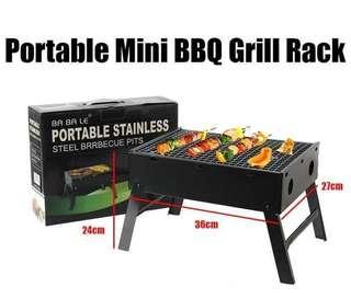 Portable Mini Barbecue Grill Rack