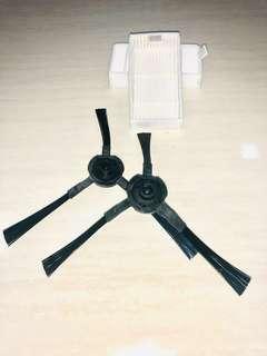 Dibea Robot Cleaner Sweeper Brush & Filter