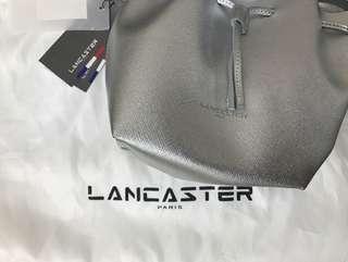 🚚 LANCASTER 牛皮水桶包