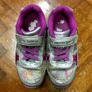 Stride Rite Glittery Sneakers