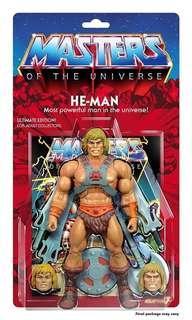 Ultimate He Man Super 7