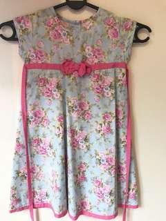 Floral Girl Dress
