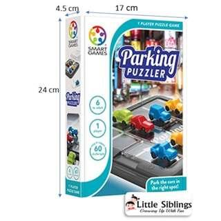SmartGames - Parking Puzzler - 1 player Puzzle Game