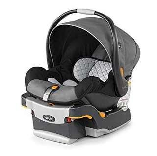 Chicco baby car seat for infant or baby