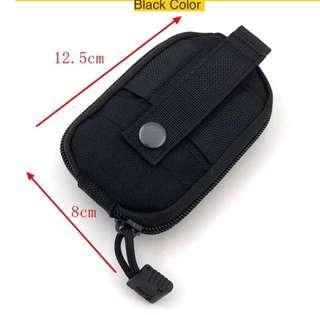 🚚 Tactical Nylon Dump Pouch Utility Magazine Dump Pouch Belt Waist Pouch Hunting Foldable Storage Bag