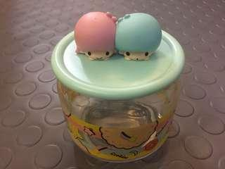 Little Twin Stars 玻璃樽